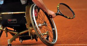 Sardinia open campione d'italia Wheelchair tennis