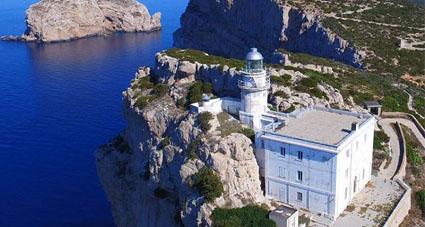 Sardenya i Llibertat lancia l'allarme: il Faro di Capo Caccia non sia un'altra Punta Giglio. Subito mozione di vincolo