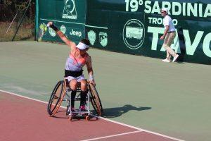 Al via la 21esima edizione dei Sardinia Open wheelchair tennis