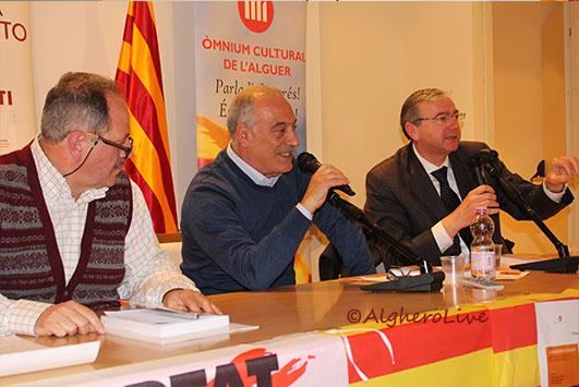 Omniun Cultural de l'Alguer, un libro per parlare della Catalogna