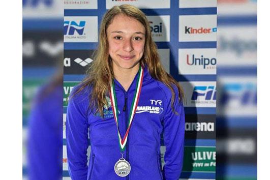 Alice Maggioni ai Campionati Europei Juniores in programma a Roma a Luglio