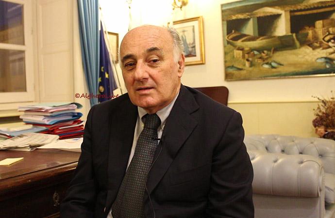 Palestre – l'Amministratore Straordinario della Provincia di Sassari Pietro Fois: disponibile ad ascoltare le problematiche