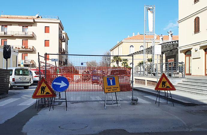 Fine lavori – Da lunedì ritorna all'origine il senso di marcia in via Barraccu. Eppure il senso attuale di marcia va valutato