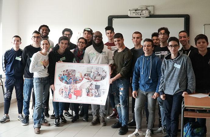 Ti castiu e (no) ti biu, giovedì tappa a Sassari, progetto contro xenofobia e razzismo