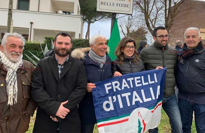 La bordata dell'ex Circolo Tricolore: noi Commissariati e processati per dissenso