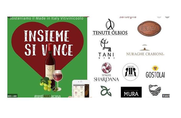 """""""Insieme si Vince"""", Nadia de Santis è per il Made in Italy e il vino sardo"""