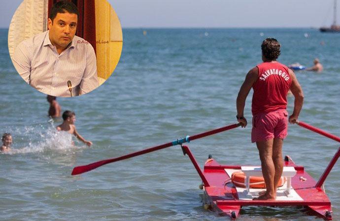 Servizio di salvamento, prosegue il progetto nel Comune di Alghero, bagnini nelle spiagge del Lido e Maria Pia