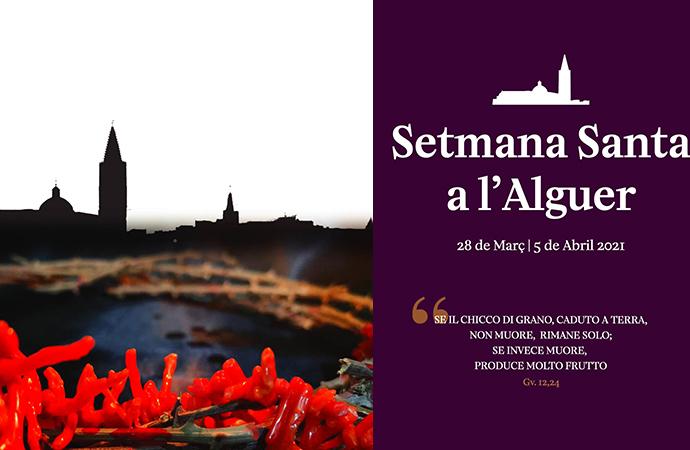 Anche quest'anno Settimana Santa a l'Alguer in diretta streaming e tv