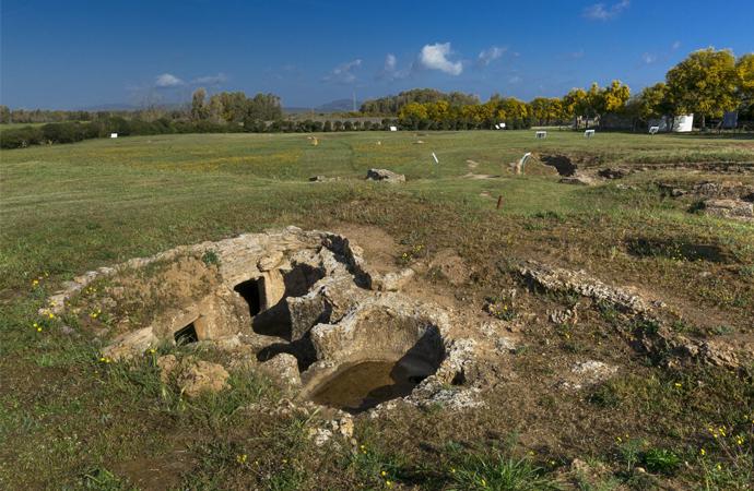 Anghelu Ruju e Santu Pedru  nella rete del patrimonio archeologico dell'Unesco, domani la presentazione
