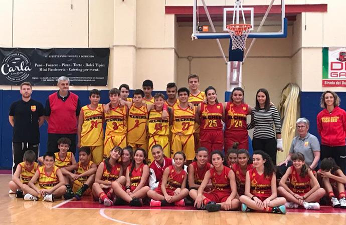 Basket-campionati giovanili, dopo ben 14 mesi si riprende a giocare. Muroni la nostra caparbietà ci ha ripagato