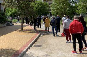 """In corso ad Alghero la campagna screening """"sardi e sicuri"""". Affluenza regolare e ordinata"""