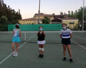 Tennis femminile, il Tc Alghero si difende bene