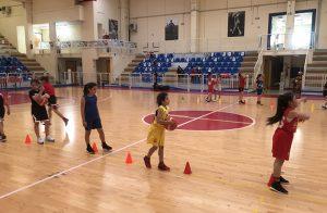La Pallacanestro Alghero riparte anche con il Minibasket: allenamenti al Palamanchia e all'aperto