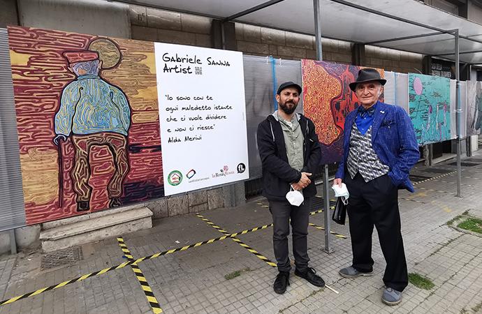 Omaggio alla marginalità, Gabriele Sanna presenta la seconda tappa del suo progetto artistico