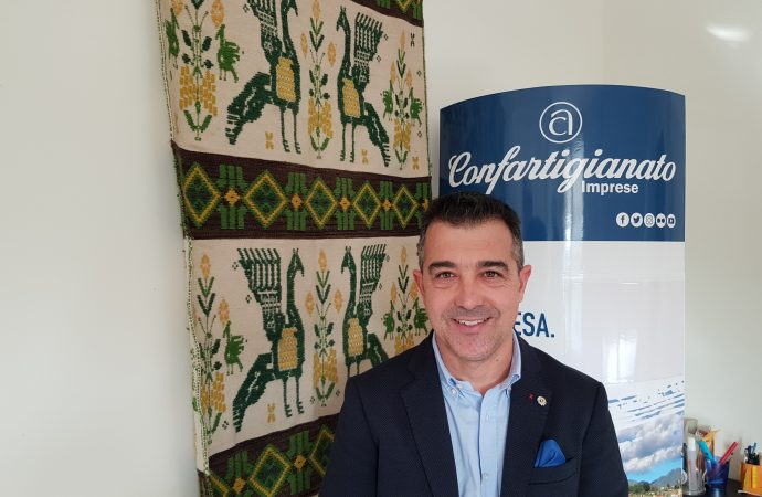 Confartigianato Sardegna, Matzutzi a fine mandato, sabato il nuovo Presidente