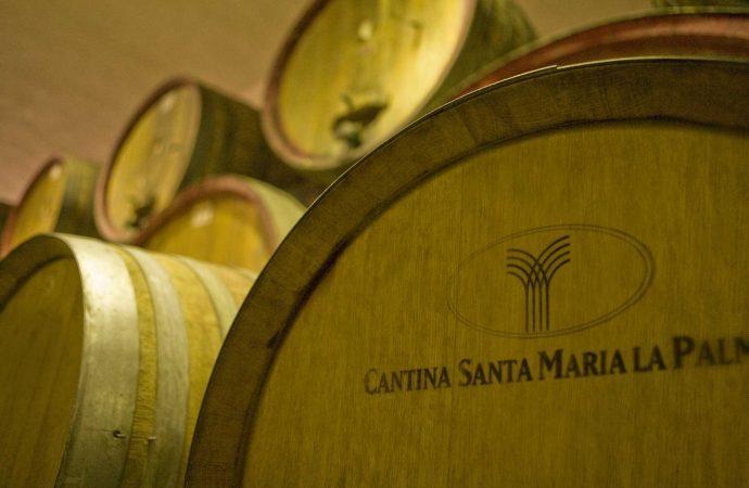 Cantina Santa Maria La Palma medaglia d'Oro per il Cannonau Selezione