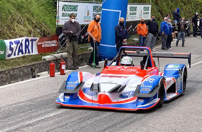 Magliona si schiera al via del 50° Trofeo Vallecamonica in CIVM