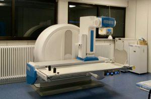 Ospedale Civile di Alghero, installato e collaudato un nuovo Telecomandato di diagnostica radiologica