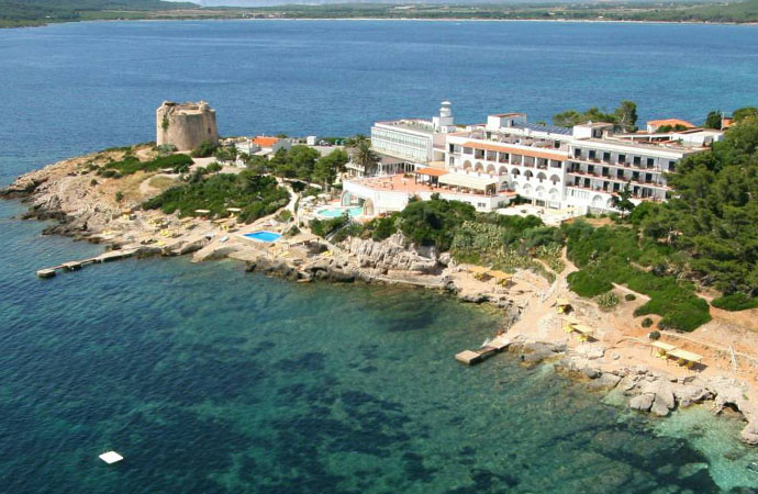 Ripartono gli hotel col marchio del Parco: Hotel Punta Negra, Dei Pini, Corte Rosada e El Faro