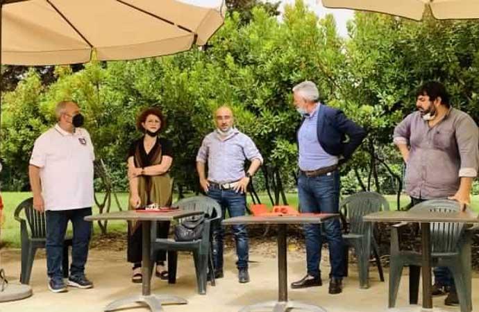 """Parco Tarragona, il progetto de """"La Folia Bio"""": non solo verde, ma eventi e laboratori nel cuore della città"""