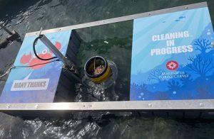 Sostenibilità, alla Marina di Porto Cervo arrivano i Seabin per la pulizia del mare