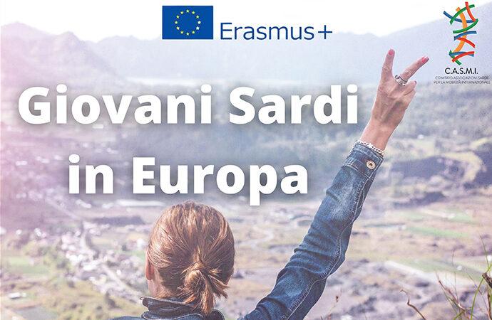 """""""Giovani Sardi in Europa"""", al via il ciclo di progetti internazionali gratuiti per i giovani sardi."""