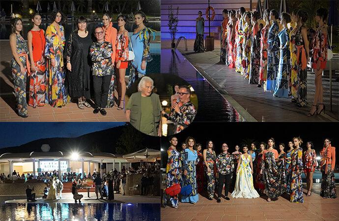 Moda in Sardegna, grande ritorno di Roberto Stella: dal Baia di Conte uno sguardo alla Fashion week di Mosca