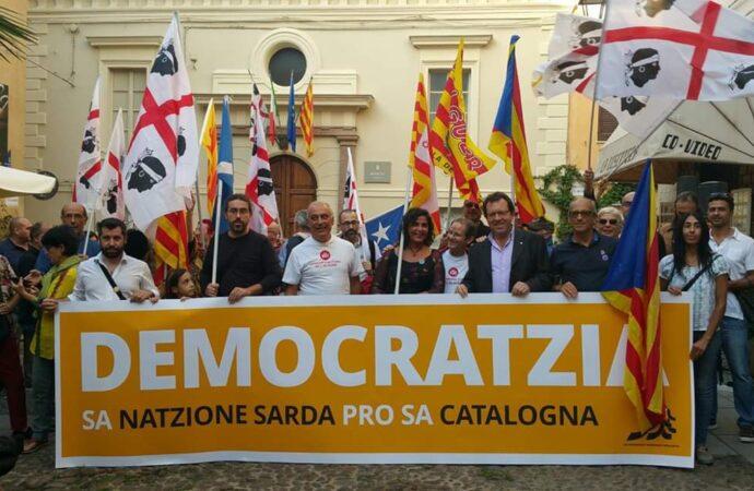 11 de setembre, pels catalans és la Diada, per mosaltros de l'Òmnium Cultural de l'Alguer assumeix un significat important