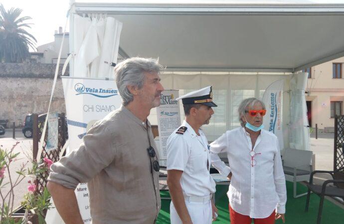 """Presentato il Progetto """" Vela Insieme"""". Il Parco di Porto Conte e il Presidente Tilloca in prima fila"""
