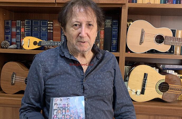 """VIDEO – La poesia e la musica di Antonello Colledanchise in un CD: """"Com se'n vola lo temps"""""""