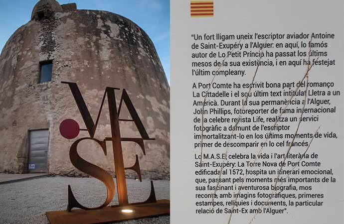 MASE, vandalizzato il pannello algherese, Parco sotto attacco