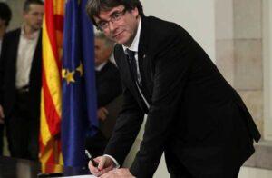 Carles Puigdemont visiterà Alghero e la Sardegna per la prima volta dal suo esilio