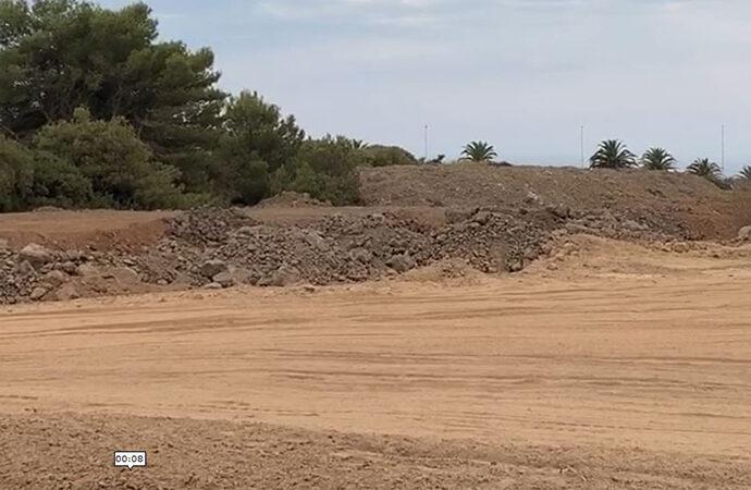 """VIDEO -Terra della circonvallazione a Maria Pia-  Pirisi chiede e Conoci lo gela: """"sito individuato dalla precedente amministrazione"""""""