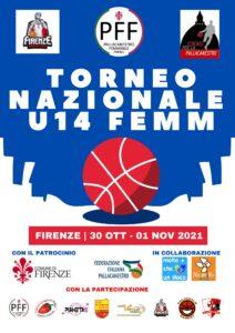 Under 14 – L'ASD S. A. Pallacanestro Alghero  al Torneo Nazionale a Firenze